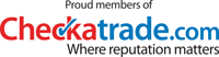 We are proud members of Checkatrade.com